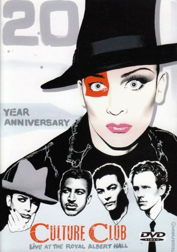 Culture Club 20th Anniversary Concert Import Gbr Ntsc (0)