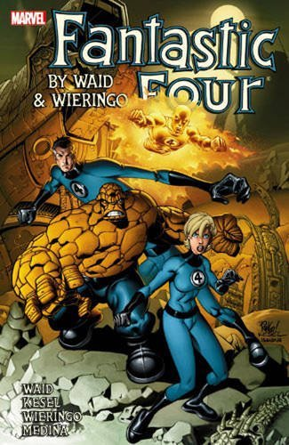 Mark Waid Fantastic Four By Waid & Wieringo Ultimate Collect