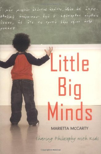 Marietta Mccarty Little Big Minds Sharing Philosophy With Kids