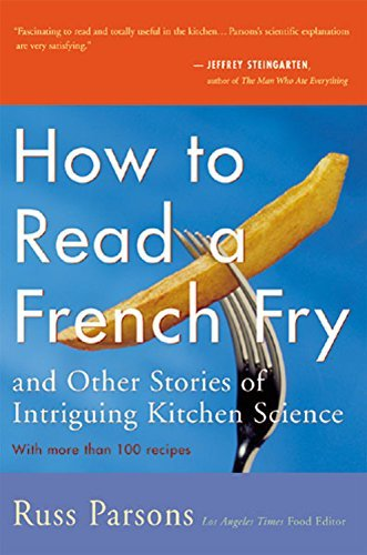 Russ Parsons How To Read A French Fry