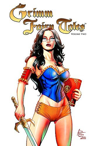 Joe Tyler Grimm Fairy Tales Volume 2