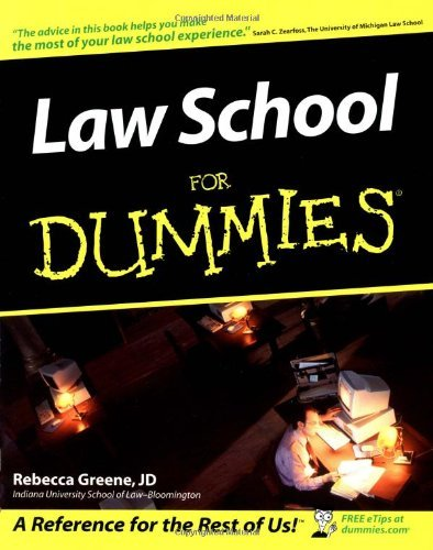 Rebecca Fae Greene Law School For Dummies