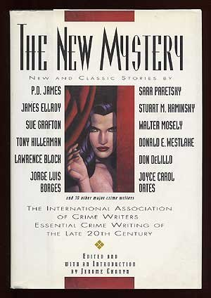Jerome Charyn The New Mystery The International Association Of