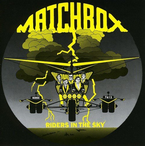 Matchbox Riders In The Sky
