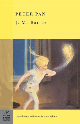 J. M. Barrie Peter Pan