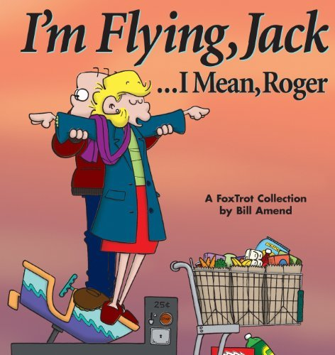 Bill Amend I'm Flying Jack...I Mean Roger