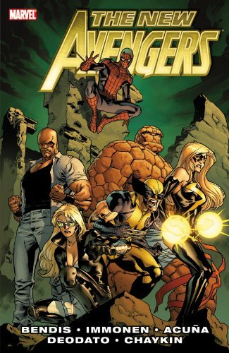 Brian Michael Bendis The New Avengers