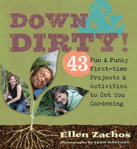 Ellen Zachos Down & Dirty 43 Fun & Funky First Time Projects & Activities T