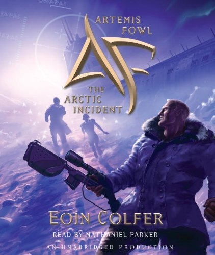 Eoin Colfer Artemis Fowl 2 The Arctic Incident