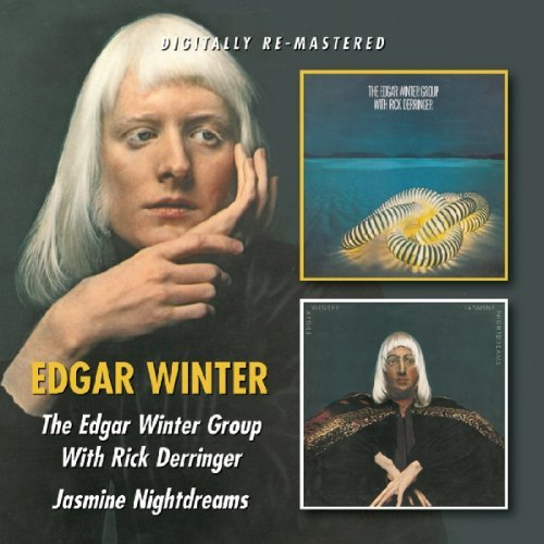 Winter Edgar Edgar Winter Group With Rick D Import Gbr 2 CD