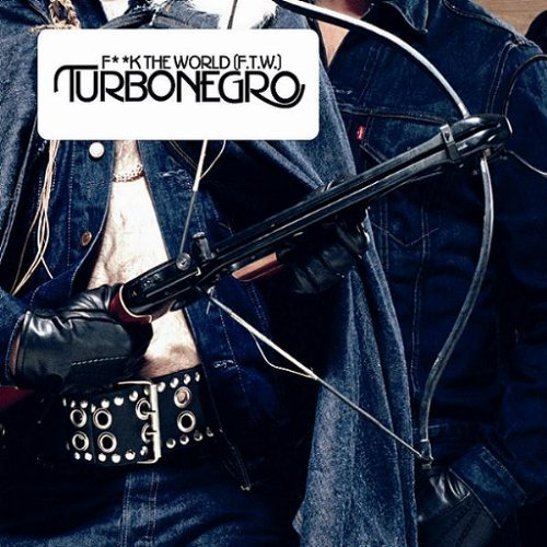 Turbonegro F K The World Import Swe