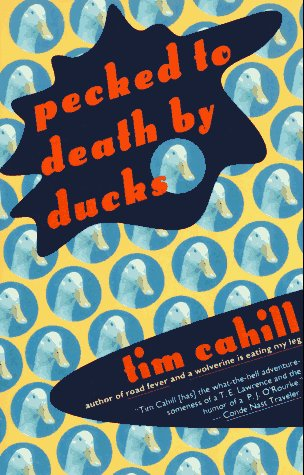 Tim Cahill Pecked To Death By Ducks