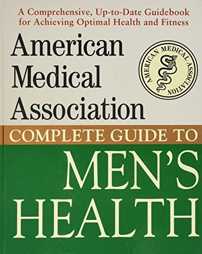 Angela Perry Md Complete Guide To Men's Health (american Medical A