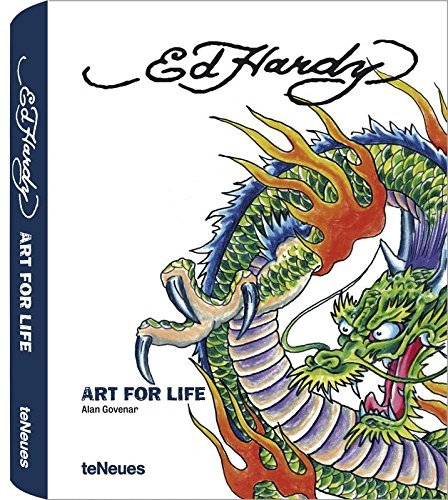 Govenar Alan Ed Hardy Art For Life