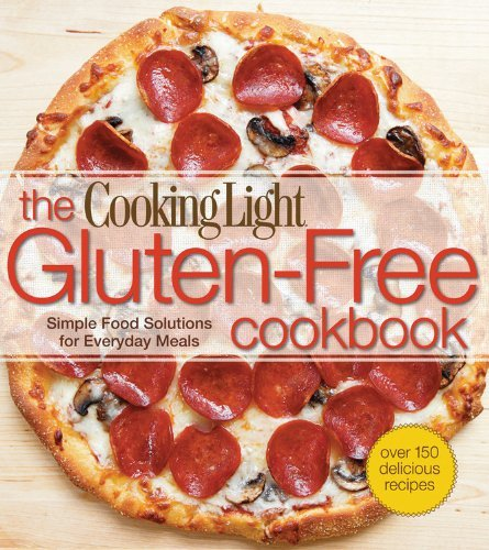 Oxmoor House The Cooking Light Gluten Free Cookbook