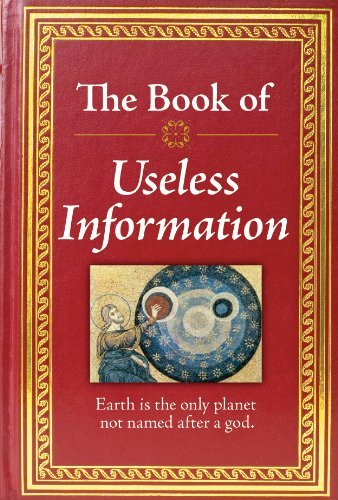 Ltd Publications International Useless Information