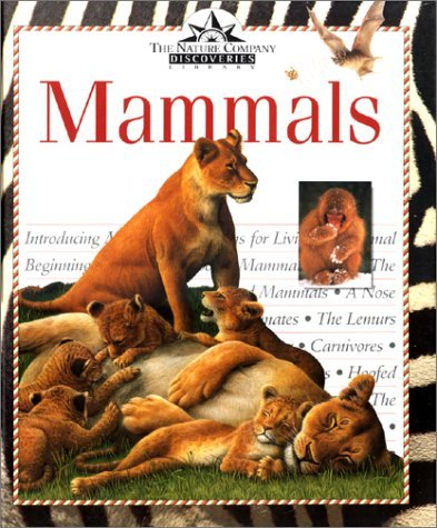 Carson Creagh Mammals Nature Company Discoveries Libraries
