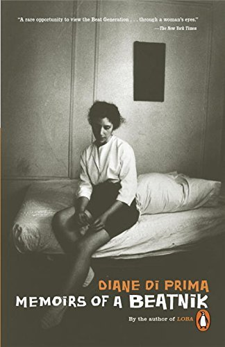 Diane Di Prima Memoirs Of A Beatnik
