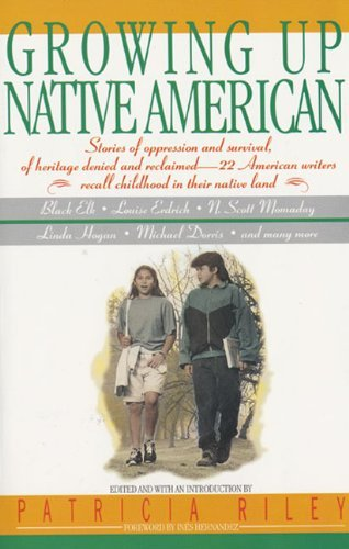 Bill Adler Growing Up Native Americ