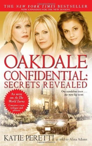 Katie Peretti Oakdale Confidential Secrets Revealed