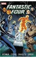 Jonathan Hickman Fantastic Four By Jonathan Hickman Volume 4 Marvel Premiere