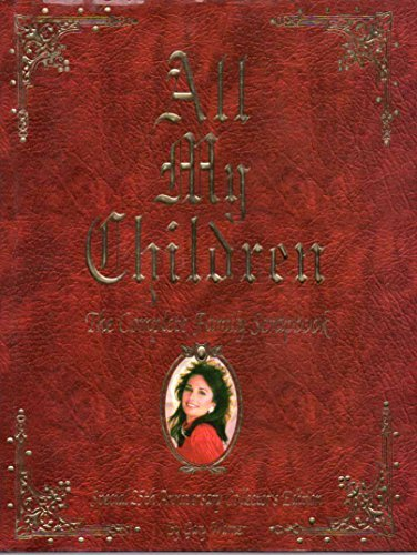 Gary Warner All My Children The Complete Family Scrapbook