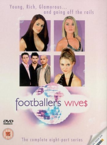Gillian Taylforth Zoe Lucker Alison Newman Chad Sh Footballers' Wives