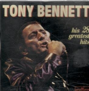 Tony Bennett 28 Greatest Hits