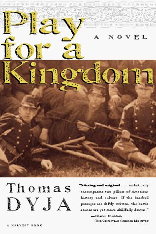 Thomas Dyja Play For A Kingdom