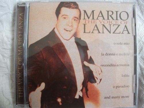 Mario Lanza Voice Of
