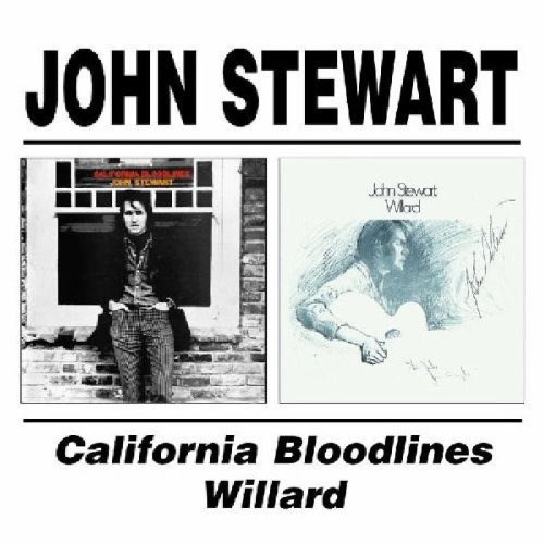 Stewart John California Bloodlines Willard Import Gbr 2 CD