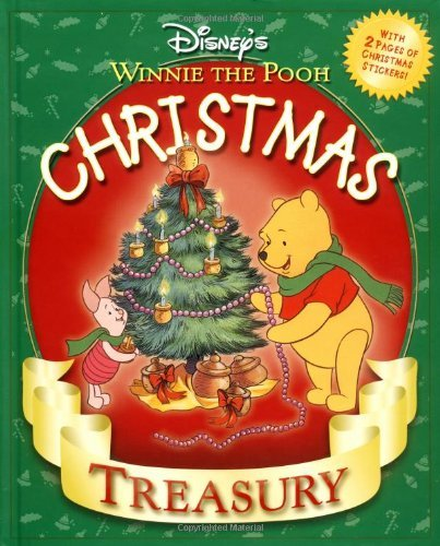 Disney Press Disney's Winnie The Pooh Christmas Treasury [with