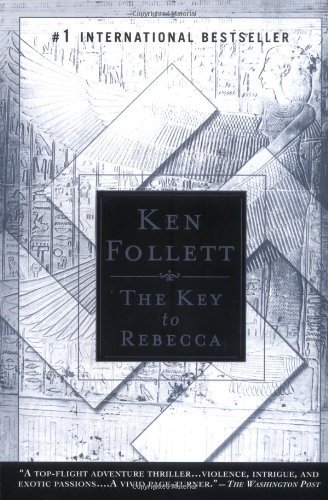 Ken Follett Key To Rebecca The