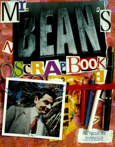 Nigel Davies Mr. Beans Scrapbook All About Me In America