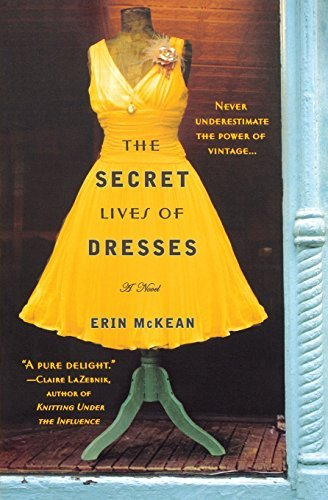 Erin Mckean The Secret Lives Of Dresses