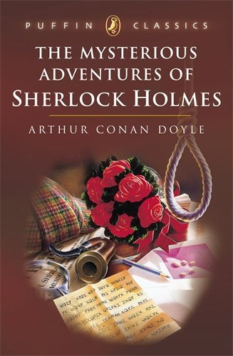 Arthur Conan Doyle The Mysterious Adventures Of Sherlock Holmes