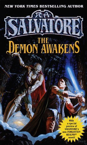 R. A. Salvatore The Demon Awakens