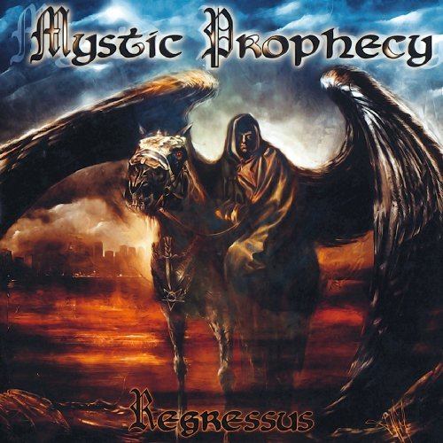 Mystic Prophecy Regressus 2 CD