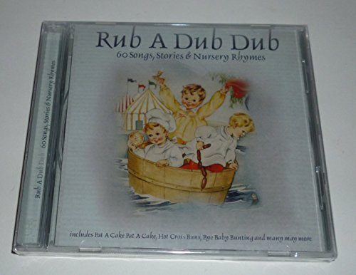 Musicbank Rub A Dub Dub 60 Songs Stories & Nursery Rhymes