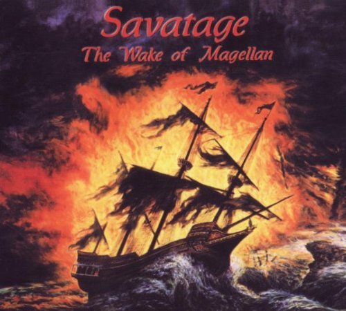 Savatage Wake Of Magellan Import Gbr