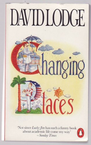 David Lodge Changing Places 0002 Edition;