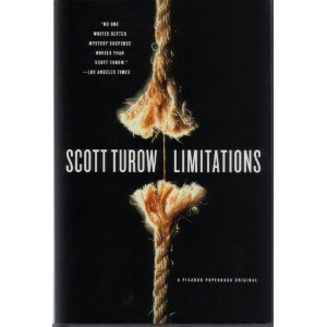 Scott Turow Limitations Center Point Platinum Mystery
