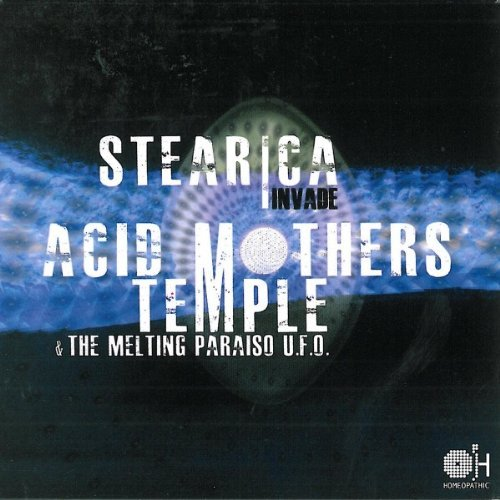 Acid Mothers Temple Stearica Split Deluxe Ed.