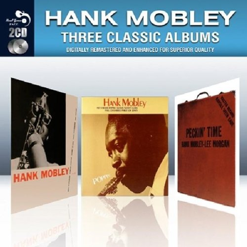 Hank Mobley Three Classic Albums Import Gbr 2 CD