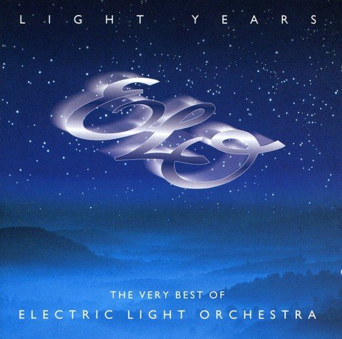 Electric Light Orchestra Light Years Import Gbr 2 CD Set