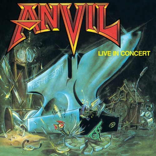 Anvil Past & Presence Live Limited