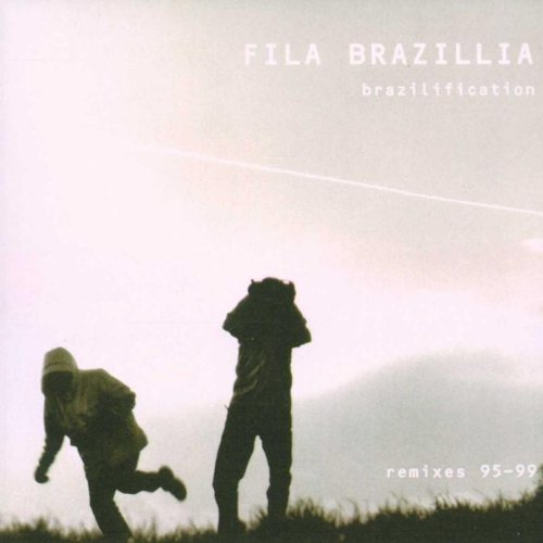 Fila Brazillia Brazilification Import Gbr 2 CD Set Remixes