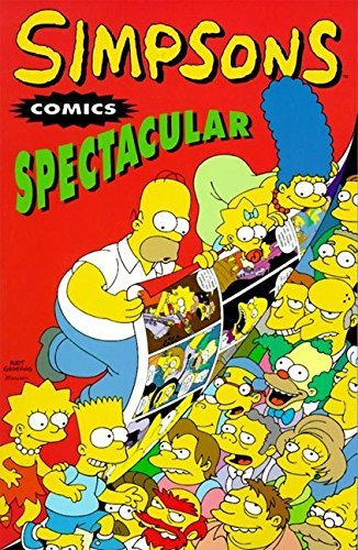 Matt Groening Simpsons Comics Spectacular