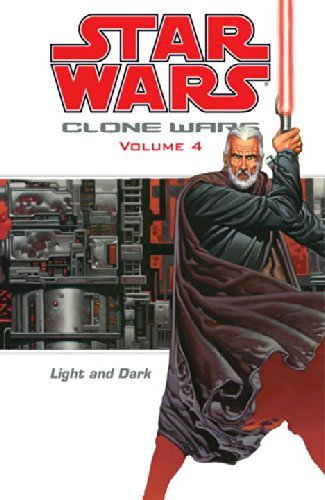 John Ostrander Star Wars Clone Wars Volume 4 Light And Dark
