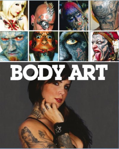 Bizarre Magazine Body Art